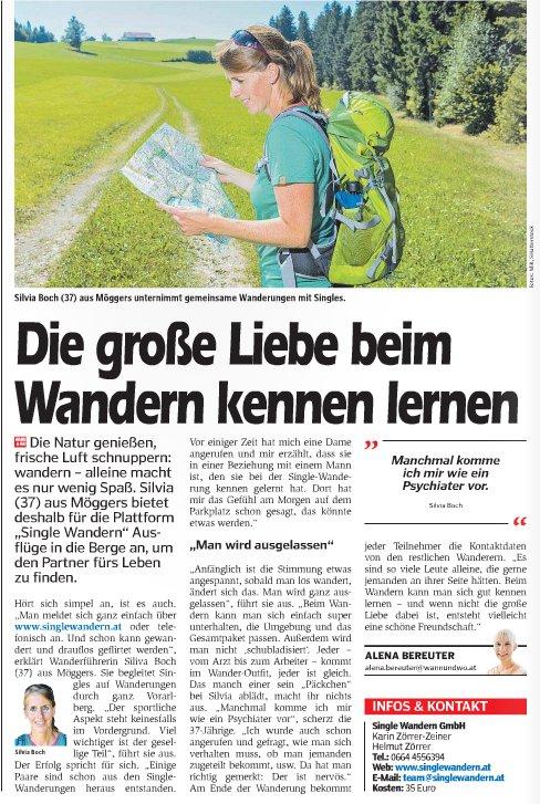 Singlebörse Vorarlberg gratis